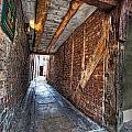 Medieval Doorway by Beverly Cash