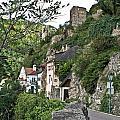 Medieval Durnstein by Elvis Vaughn