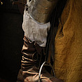 Medieval Faire Boot Detail 2 by Vivian Christopher
