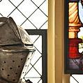 Medieval Helmet by Matt MacMillan