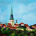 Medieval Tallinn by Laurie Morgan
