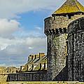 Medieval Towers by Elvis Vaughn