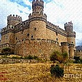 Medievel Castle by Gert J Rheeders