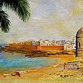 Medina Of Tetouan by Catf