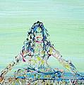 Meditation Blues by Fabrizio Cassetta