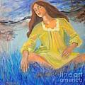 Meditation by Dagmar Helbig