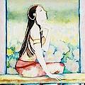 Meditation by Frances Ku