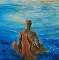 Meditation by Nik Helbig