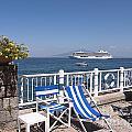 Mediterranean Cruise To Sorrento by Brenda Kean