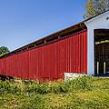 Medora Covered Bridge by Ron Pate
