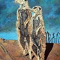 Meerkats by Teresa  Peterson