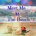 Meet Me At The Beach by Alice Gipson