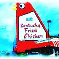Meet Me At The Big Chicken by Ted Azriel