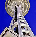 Meet Me At The Needle by Benjamin Yeager