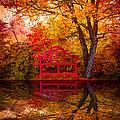 Meet Me At The Pond by Debra and Dave Vanderlaan