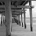Meet Me Under The Pier. by Katie Hill