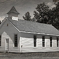 Meeting House by Richard Rizzo
