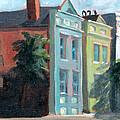 Meeting Street Charleston South Carolina by Todd Bandy