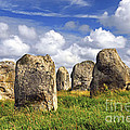 Megalithic Monuments In Brittany by Elena Elisseeva