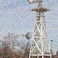 Megan's Windmill by Liane Wright