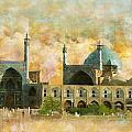 Meidan Emam Esfahan by Catf
