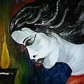 Melancholy by Anjanita Das
