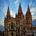 Melbourne Church by Ben Yassa