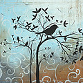 Melodic Dreams By Madart by Megan Duncanson