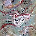 Melody by Mona Mansour Jandali