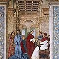 Melozzo Da Forli 1438-1494. Sixtus Iv by Everett