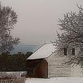 Melvin Village Barn by Brenda Jacobs