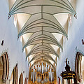 Memmingen Pipe Organ by Jenny Setchell