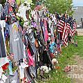 Memorial 2 by Pamela Walrath