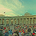 Memorial Amphitheater At Arlington National Cemetery by Tom Gari Gallery-Three-Photography