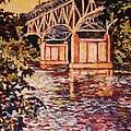 Memorial Bridge by Kendall Kessler