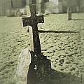 Memorial Cross by John Colley