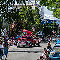 Memorial Day Parade In Grants Pass by Mick Anderson