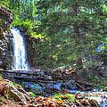 Memorial Falls Logjam by John Lee