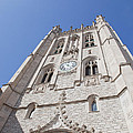 Memorial Union Clock Tower by Kay Pickens