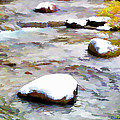 Rocky Mountain Stream by Rich Stedman