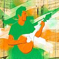 Memories Of Irish Music by Mark E Tisdale