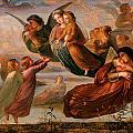 Memory Of Heaven by Anne Francois Janmot