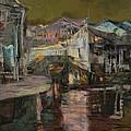 memory of hometown No.6 by Zheng Li