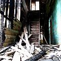 Memory Of Stairs by Amy Sorrell
