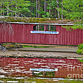 Memorytown Kissing Bridge by Gary Keesler