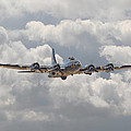 Memphis Belle - Homecoming by Pat Speirs