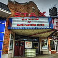 Memphis - Stax Records 001 by Lance Vaughn