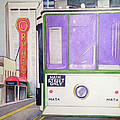 Memphis Trolley by Loretta Nash