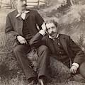 Men, 19th Century by Granger