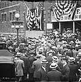 Men At 1912 Republican National Convention by Historic Photos